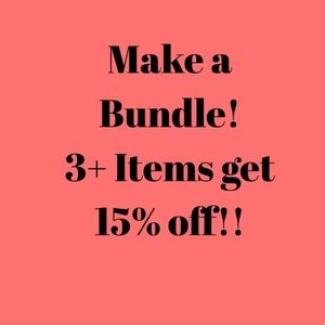 Make a bundle!! Accepting offers!
